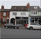 SO5140 : Fella's barber shop Hereford by Jaggery