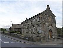 SD6592 : Sedbergh School Library by David Smith