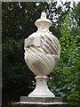 SO8844 : Restored urn by Philip Halling