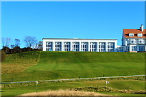NS2005 : World Famous Trump Turnberry Hotel by Billy McCrorie