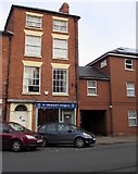 SO5139 : St Michael's Hospice charity shop, Hereford by Jaggery