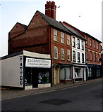 SO5139 : Tattoo Parlour, St Owen Street, Hereford by Jaggery