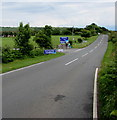 SS0998 : Approach to  Whitewell Holiday Park near Lydstep Beach by Jaggery