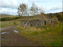 NS4274 : Ruins of Mattockhill by Lairich Rig