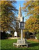 SK8707 : St Edmunds Church in Egleton by Mat Fascione