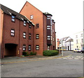 SO5139 : St Owen Court, Hereford  by Jaggery