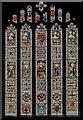 TF0306 : East Window, St Martin's church, Stamford by Julian P Guffogg