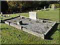 TM1745 : Communal grave in Ipswich cemetery; Nov 3rd 1943 by Adrian S Pye