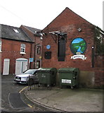 SO5139 : North end of the Barrels pub, Hereford by Jaggery