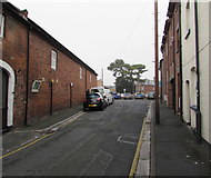 SO5139 : Harrison Street, Hereford by Jaggery