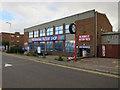 TL3541 : The Original Factory Shop, Royston by Hugh Venables