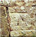 TM2769 : Cut Mark Brundish St Lawrence's Church by Cud05