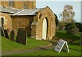 SK7929 : Church of St Denys, Eaton by Alan Murray-Rust