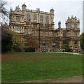 SK5339 : Wollaton Hall: the garden front by John Sutton