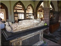 NY6820 : Memorial to Margaret Countess of Cumberland by David Smith