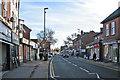 SK4646 : Eastwood: Nottingham Road by John Sutton