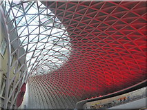 TQ3083 : King's Cross Station, London by pam fray