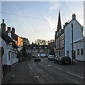 SK4826 : Kegworth High Street by John Sutton