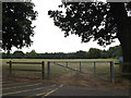 TL9114 : Tolleshunt Knights Recreation Ground by Adrian Cable