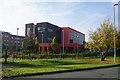 SJ6391 : Tucker Building, Warrington School of Management by Bill Boaden