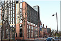 J3372 : New School of Law, Queen's University, Belfast - November 2016(1) by Albert Bridge