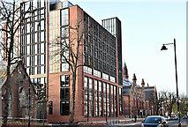 J3372 : New School of Law, Queen's University, Belfast - November 2016(1) by Albert Bridge