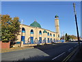 SJ8846 : Hanley: City Central Mosque by Jonathan Hutchins