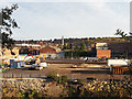 SE2833 : Site of the former Yorkshire Tiger bus depot (1) by Stephen Craven