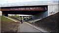 SD4964 : Lune West Bridge by Ian Taylor