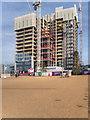 TQ3884 : New Development at Stratford by David Dixon