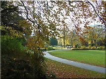 SK0573 : Pavilion Gardens, Buxton by Carroll Pierce