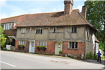 TQ5243 : Rectory Cottages by N Chadwick