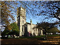 SJ8746 : Shelton: St Mark's Church by Jonathan Hutchins