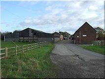 SJ6860 : Moat House Farm by JThomas