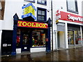 H4572 : Toolbox, Omagh by Kenneth  Allen