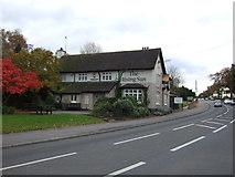 SJ6755 : The Rising Sun public house, Wistaston by JThomas