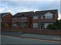 SJ6954 : Houses on Dane Bank Avenue, Crewe by JThomas