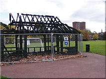 SO9098 : Park Shelter by Gordon Griffiths
