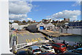 SX4455 : Landing, The Torpoint Ferry by N Chadwick