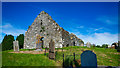 J4245 : Loughinisland Church by Peter Moore