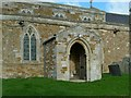 SK8422 : Church of St Andrew, Coston by Alan Murray-Rust