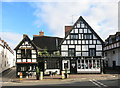 SO8540 : Pub and Curry House by Des Blenkinsopp