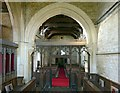 SK8524 : Church of St Bartholomew, Sproxton by Alan Murray-Rust