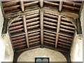 SK8224 : Church of St Peter, Stonesby by Alan Murray-Rust