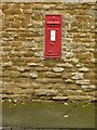 SK7724 : Wycomb postbox, ref.LE14 30 by Alan Murray-Rust