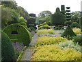 SD4985 : Topiary in the garden at Levens Hall by David Smith