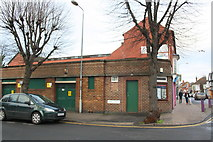 SK5319 : Electricity substation at junction on New Street and Ward's End by Roger Templeman