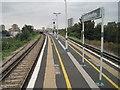 TQ3578 : South Bermondsey railway station, Greater London by Nigel Thompson