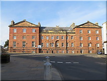 NT6779 : The Barracks in Dunbar by Peter Wood