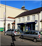 ST5393 : William Hill betting shop in Chepstow town centre by Jaggery